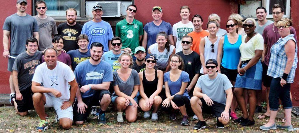 Impact Day Volunteer Group