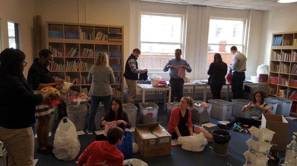 Room to Grow Volunteers